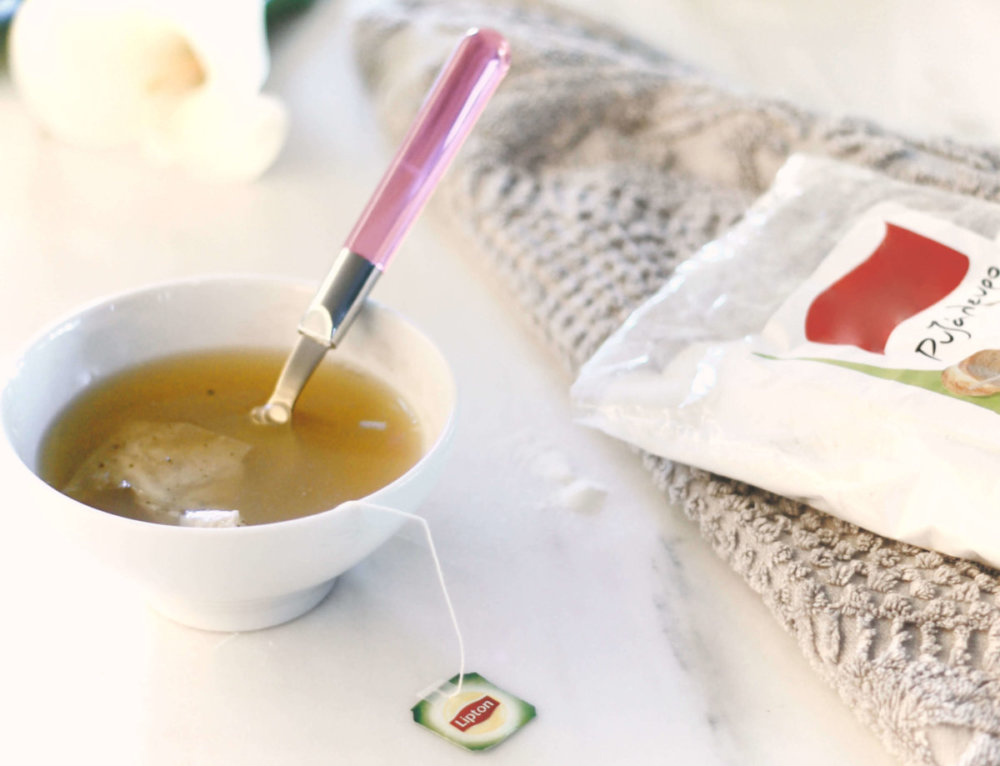 Tea Time… και για το πρόσωπο!