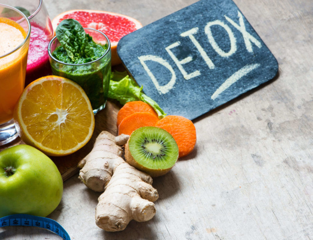 Ποιες τροφές βοηθάνε την «αποτοξίνωση»;
