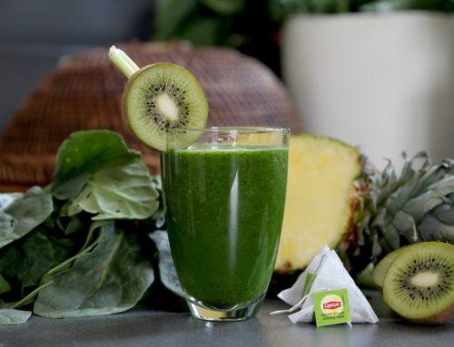 5η μέρα: Το smoothie που βοηθά στην απόκτηση μίας επίπεδης κοιλιάς