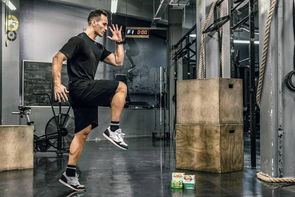 Η προπόνηση είναι κυκλική και έχει στόχο να ενεργοποιήσει όλο το σώμα.