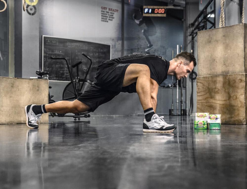 Γνωρίζεις το πρωτόκολλο turbulence strength training;