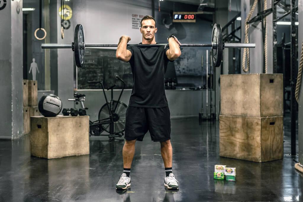 Πόδια. Γύμνασε τη μεγαλύτερη μυική ομάδα του σώματος…..