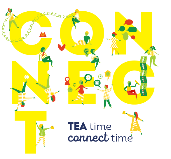 Tea Time Connect Time